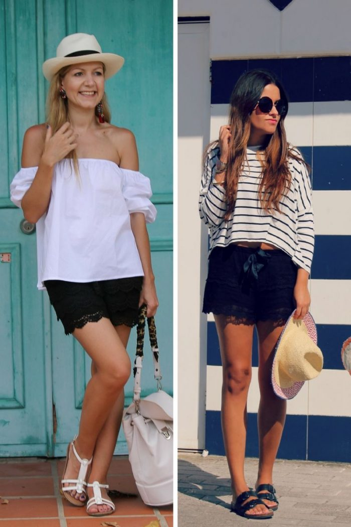 8 Spitze Shorts Sommer Must Haves