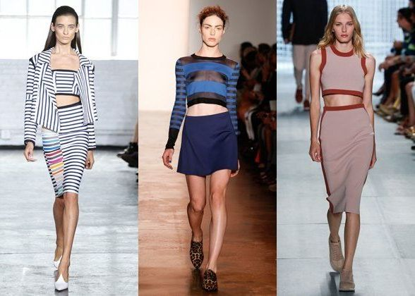 36 Crop Tops Street Looks