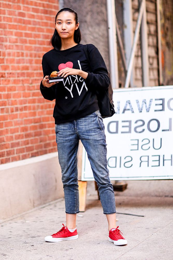 Off-Duty-Outfit-Ideen