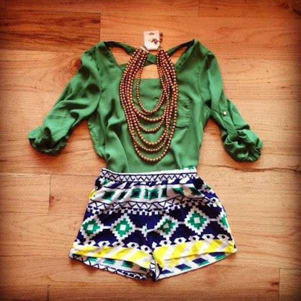 Photo of 13 Ready-to-Go Aztec Print Polyvore sucht den Sommer