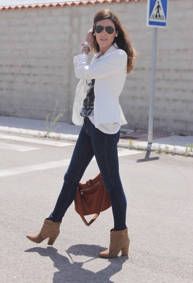 15 Street Style Outfit Ideen mit Ankle Boots